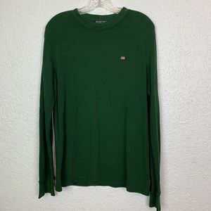 Ralph Lauren Polo Jeans Company thermal shirt L